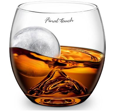 zestaw szklanek do whisky