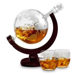 globus karafka i szklanki