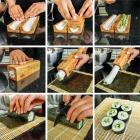 Najlepszy zestaw do robienia sushi Maki