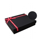 Piersiówka w skórze, kieliszki, lejek, zestaw prezentowy w pudełku