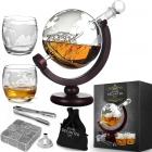 Zestaw do whisky karafka ze szklankami
