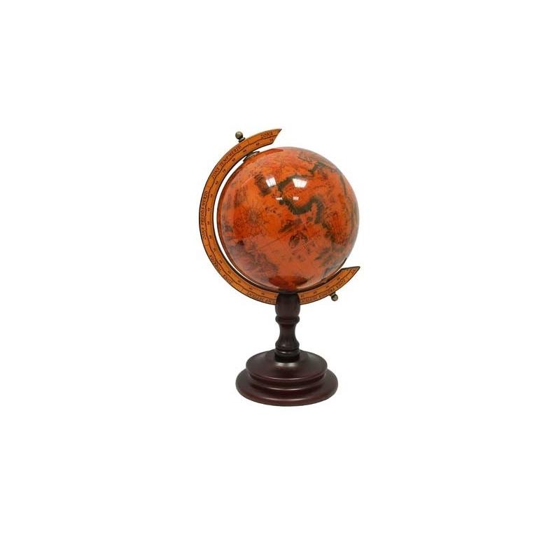 Globus w stylu kolonialnym