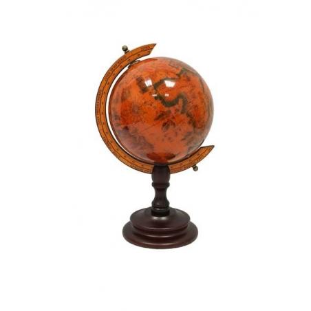 Globus w stylu kolonialnym mały
