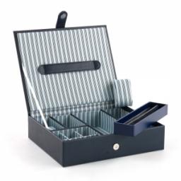 Organizer na zegarki, biżuterię, długopisy