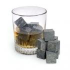 Kamienne kostki lodu do drinków 9szt.