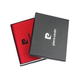 Skórzany portfel Pierre Cardin