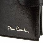 Elegancki skórzany portfel Pierre Cardin