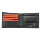 Wyjątkowy portfel ze skóry naturalnej Pierre Cardin