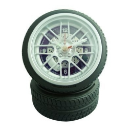 Zegar rajdowy z budzikiem