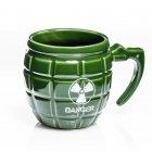 Wystrzałowy kubek granat zielony