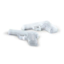 Wystrzałowe foremki na lód - Pistolety