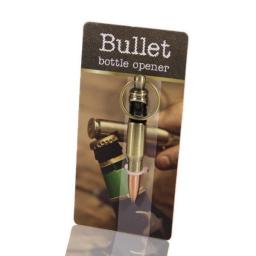 Wystrzałowy pocisk - otwieracz, brelok
