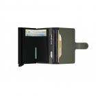 Portfel Miniwallet Matte Green - SECRID