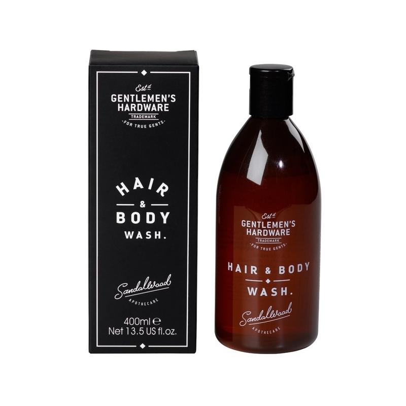 Żel do mycia włosów i ciała