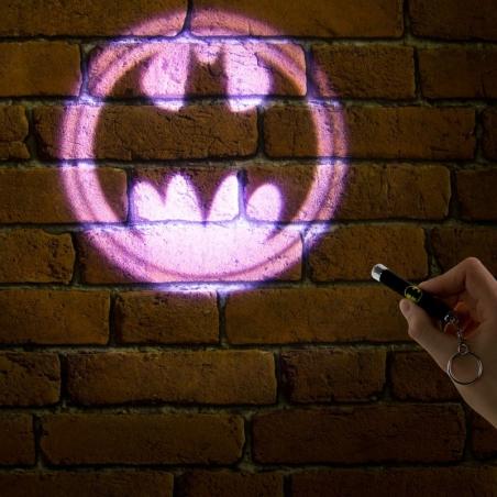 Latarka ze znakiem Batmana