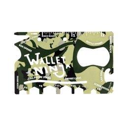 Oryginalny Wallet Ninja, moro