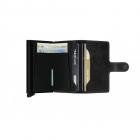 Portfel Miniwallet Vintage Black