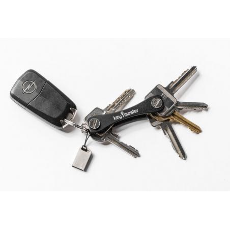 Czarny Organizer do kluczy Key Master