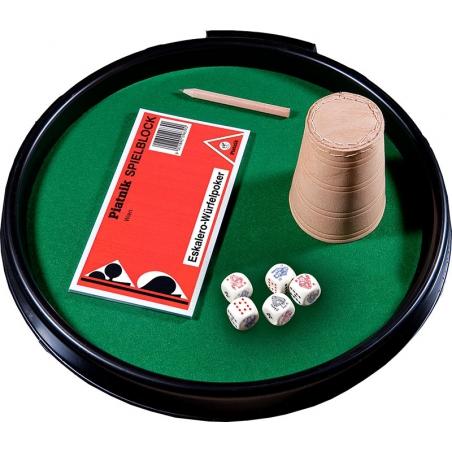 Zestaw do gry w pokera - Piatnik