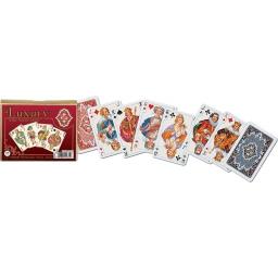 karty 2 talie Piatnik