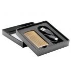 Zapalniczka żarowa USB, grafitowa, Silver Match