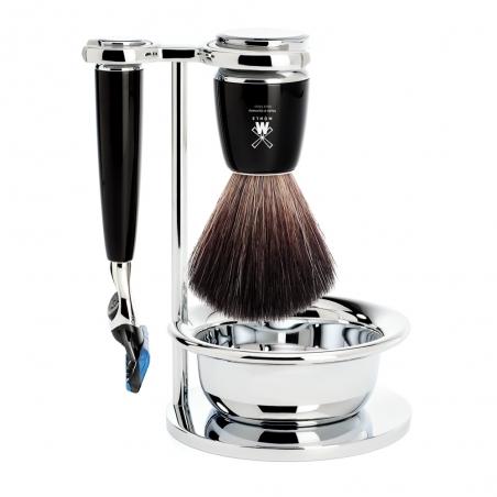 Elegancki zestaw do golenia z Gillette Fusion™ MÜHLE