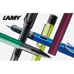 Pióro kulkowe LAMY Al-star grafitowe