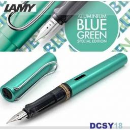 Pióro wieczne LAMY Al-star bluegreen, stalówka F