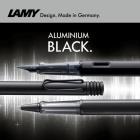 Pióro wieczne LAMY Al-star czarne, stalówka F