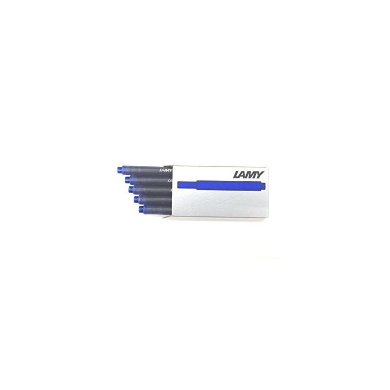 Naboje atramentowe LAMY T10, 5szt, niebieskie