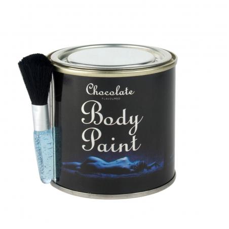 Czekolada do malowania ciała w puszce
