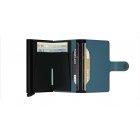 Portfel SECRID Miniwallet Matte Petrol