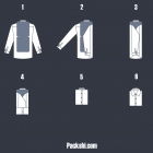 Podróżne etui na koszulę