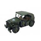 Wojskowy Jeep retro replika
