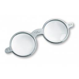 Okulary, lupa - Philippi
