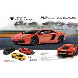 Pendrive Lamborghini Aventador 16GB CarPenDrive