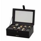 Pudełko na 10 zegarków i biżuterię KIAN Mele & CO.