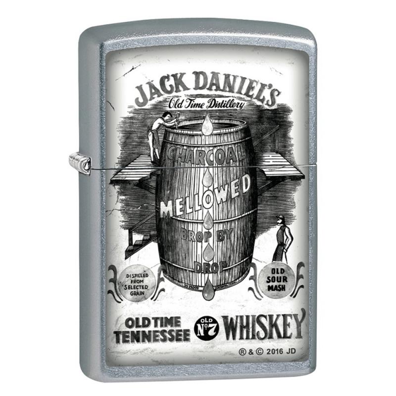 Zapalniczka Zippo Jack Daniel's Barrel