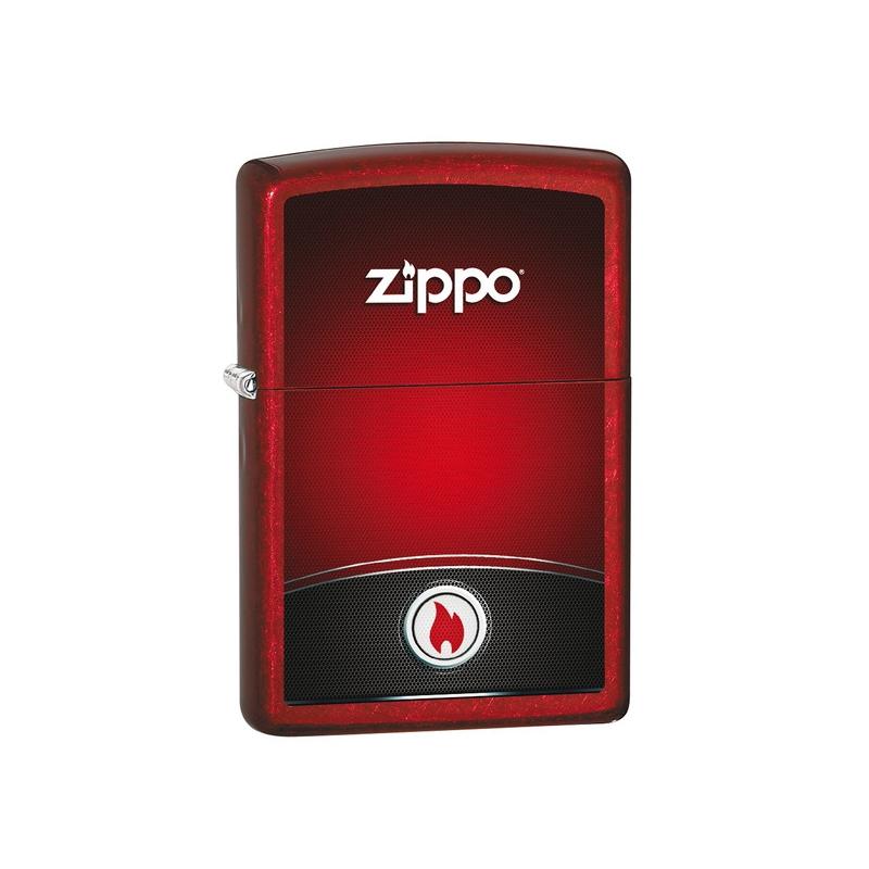 Zapalniczka Zippo Red and Black Zippo Design