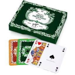 Karty do gry Liście Dębu, 2 talie PIATNIK