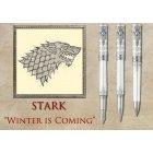 Pióro wieczne Gra o Tron ród Starków Montegrappa