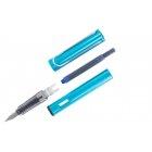 Pióro wieczne Lamy Al-star Pacific Blue, stalówka M