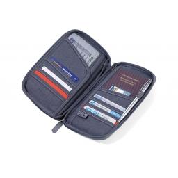 Etui na dokumenty Safe Flight z zabezpieczeniem RFID
