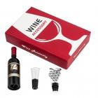 Akcsoria do wina, zestaw 3-elementowy