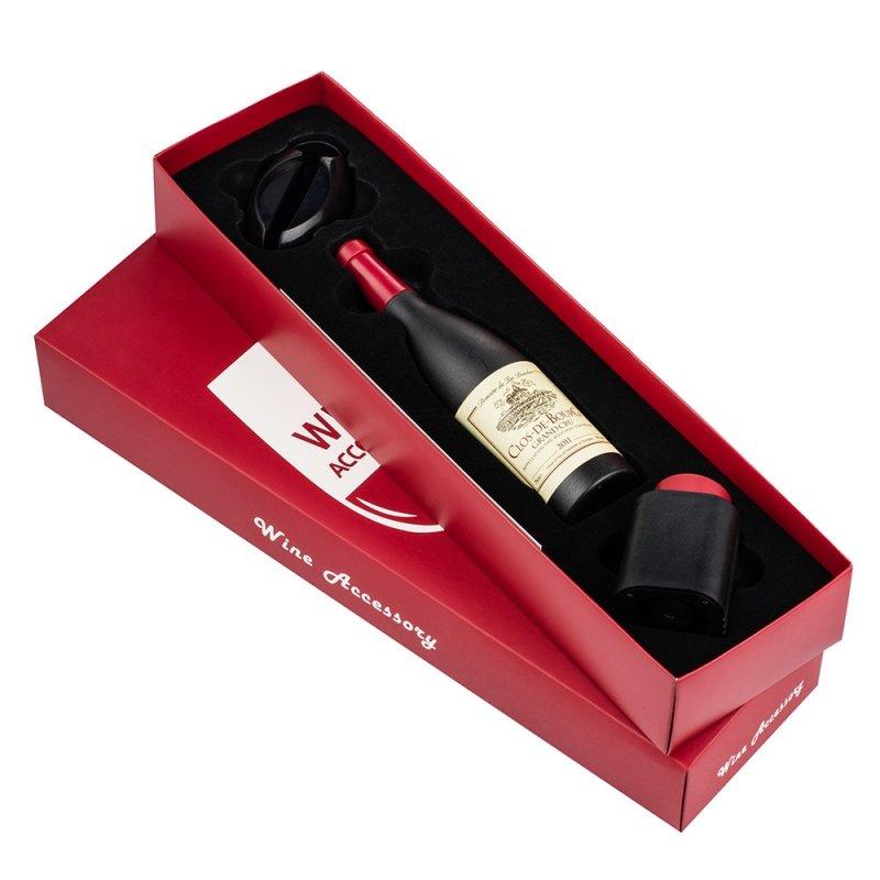 Akcesoria do wina, zestaw 3-elementowy