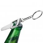 Brelok do kluczy z otwieraczem piła