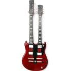 Miniaturowa replika gitary Jimmy Page Led Zeppelin