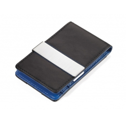 Eleganckie etui na dokumenty i karty z ochroną RFID - TROIKA