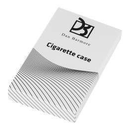 Klasyczna papierośnica na papierosy slim z miejscem na grawer Dan Barmore