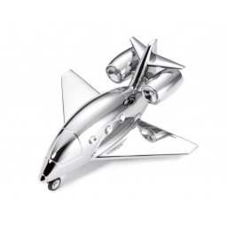 Przybornik na biurko samolot - TROIKA